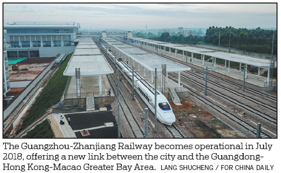 Government policy helps transport hub go places
