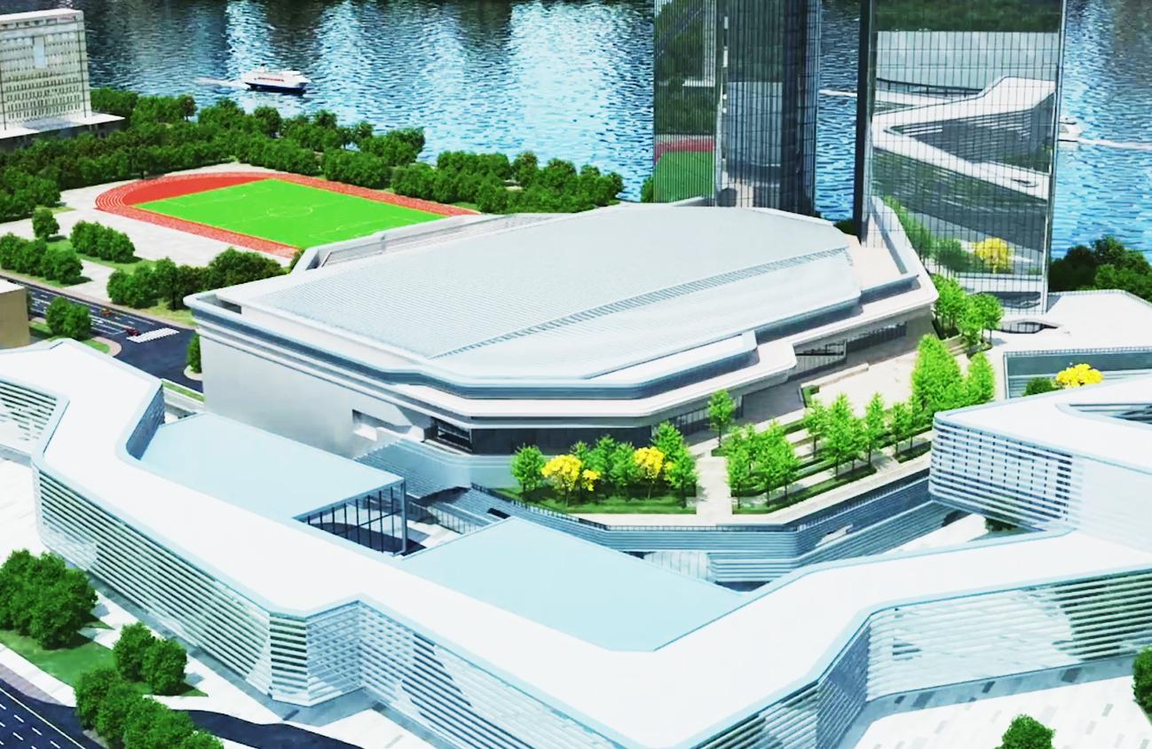 珠海国际会展中心(二期)项目
