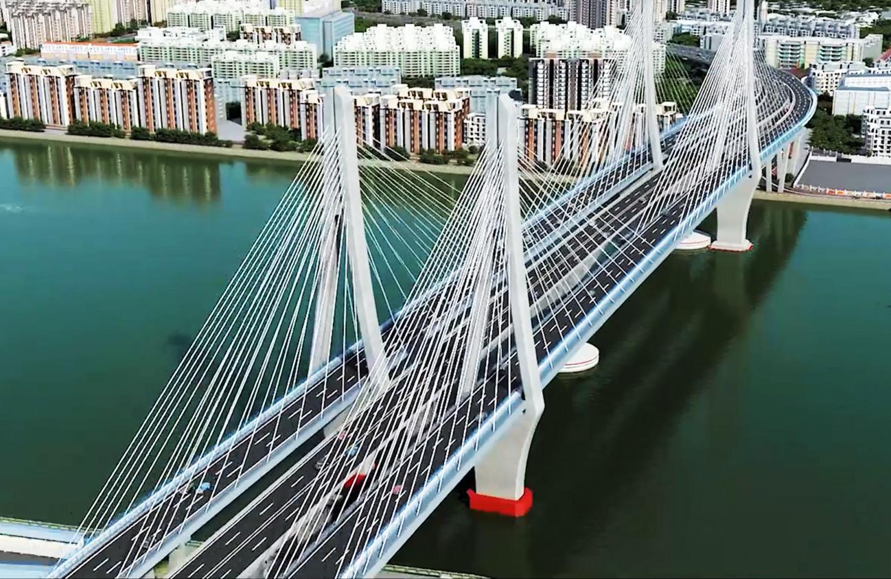 广州大道(天河北路-洛溪大桥)快捷化改造系统工程