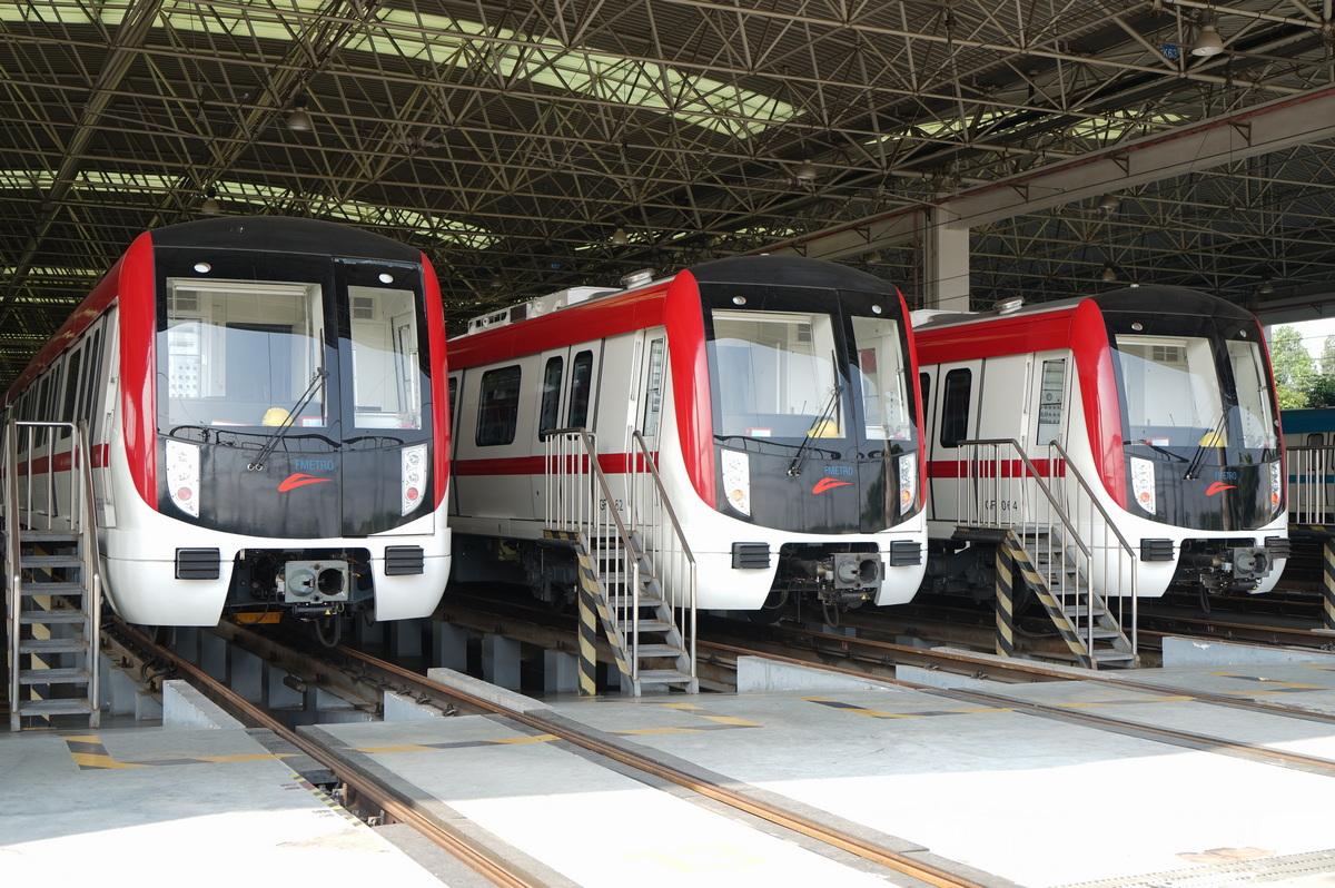 广佛地铁车辆增购项目技术咨询、生产监造及项目管理案例分析照片2